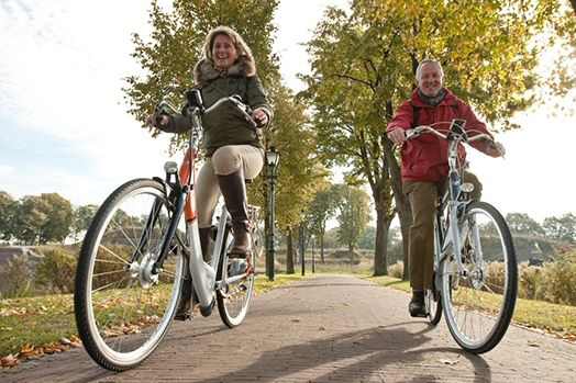 Consumenten geven meer geld uit aan een nieuwe fiets