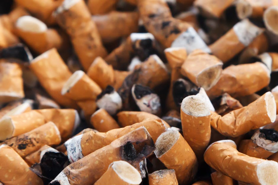 Hoge stoppercentage rokers blijkt gelogen