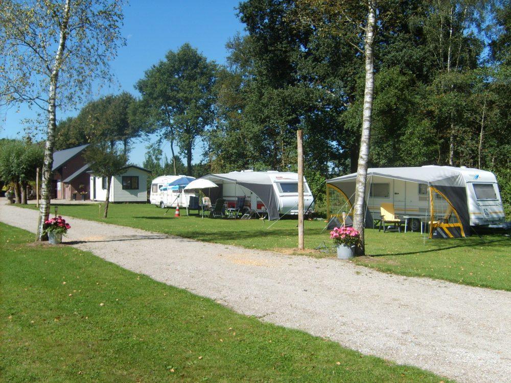 Speciaal voor rustzoekers boven de 45 jaar: Camping Dopsrijk