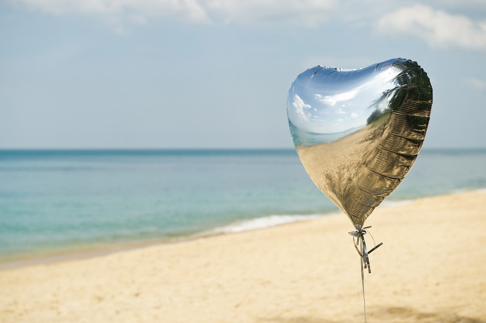 Je overleden dierbare letterlijk loslaten met een ballon
