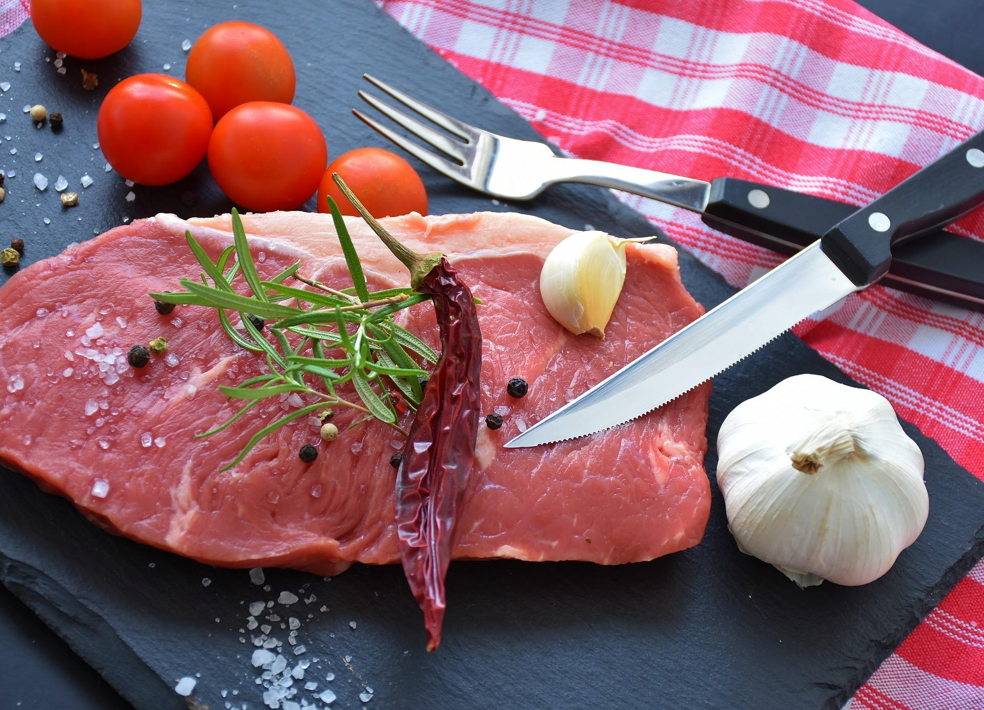 Mannen: eet minder vlees!