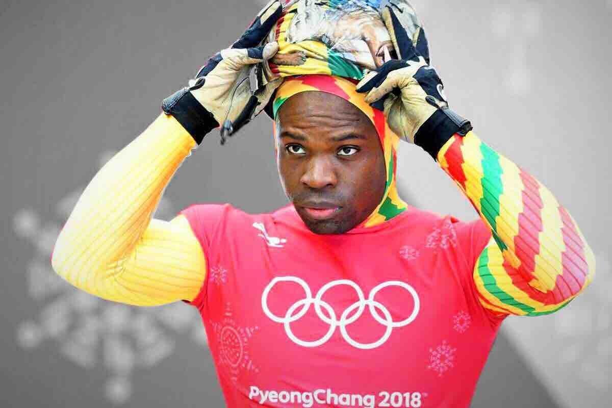 Crowdfunding moet carrière redden van Olympische topsporter Akwasi Frimpong
