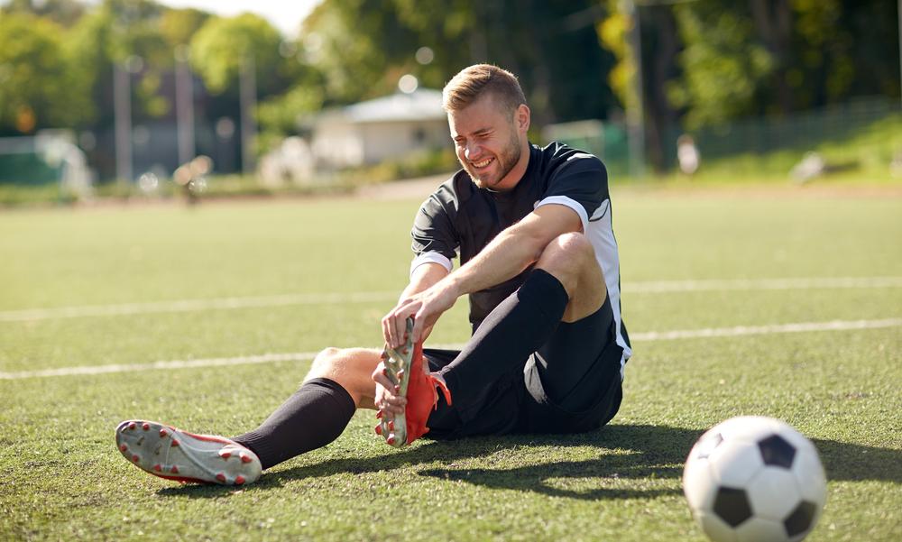 Blessurehulp helpt blessures in amateurvoetbal terug te dringen