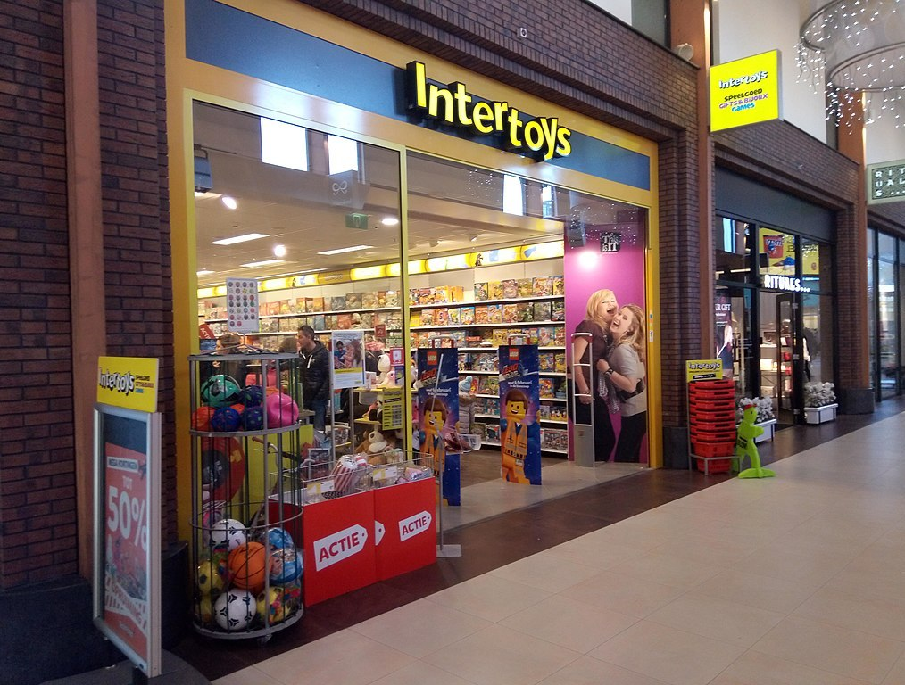 Intertoys zit in zwaar weer en vraagt uitstel van betaling aan