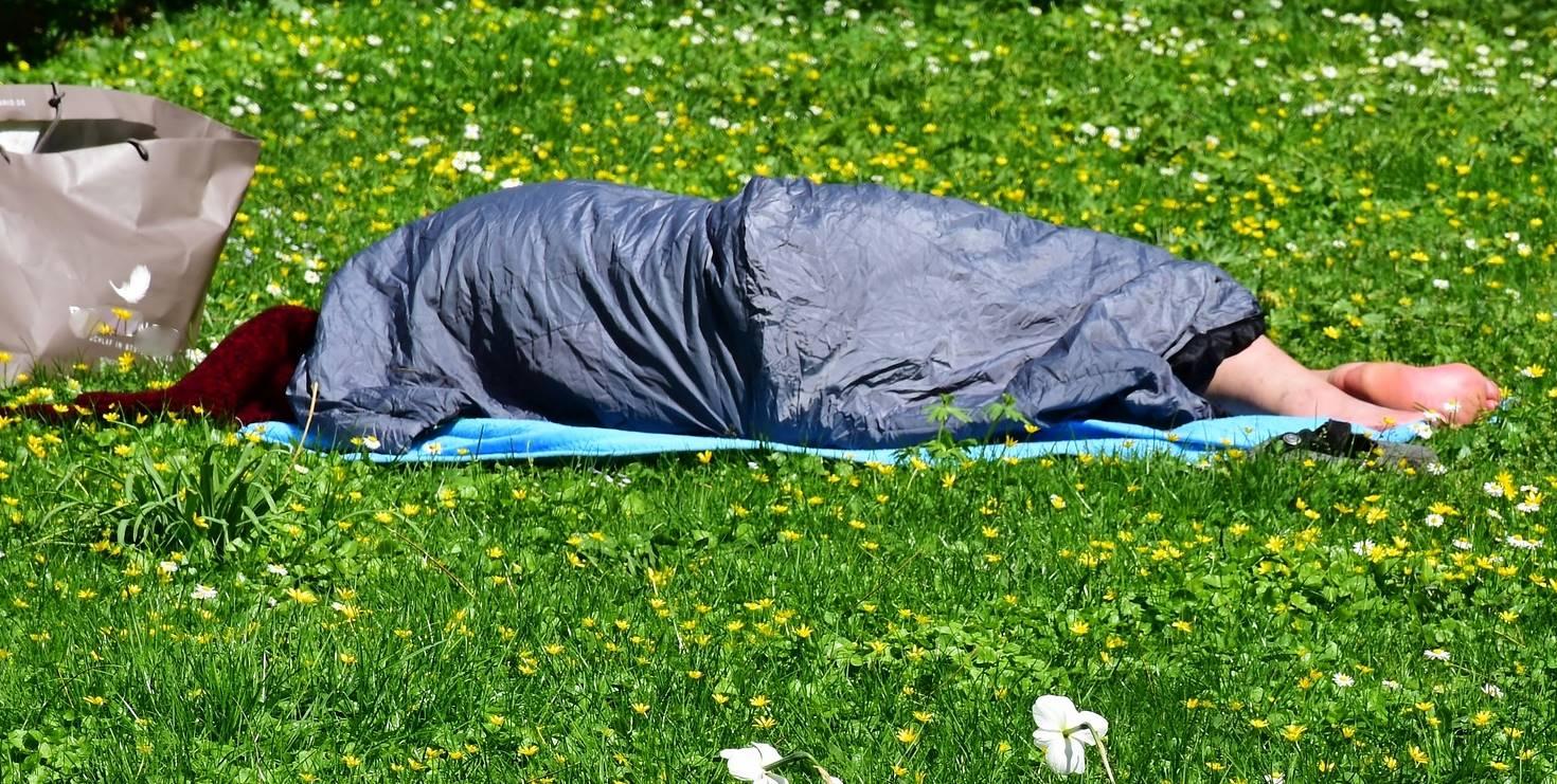 Aantal daklozen in tien jaar meer dan verdubbeld