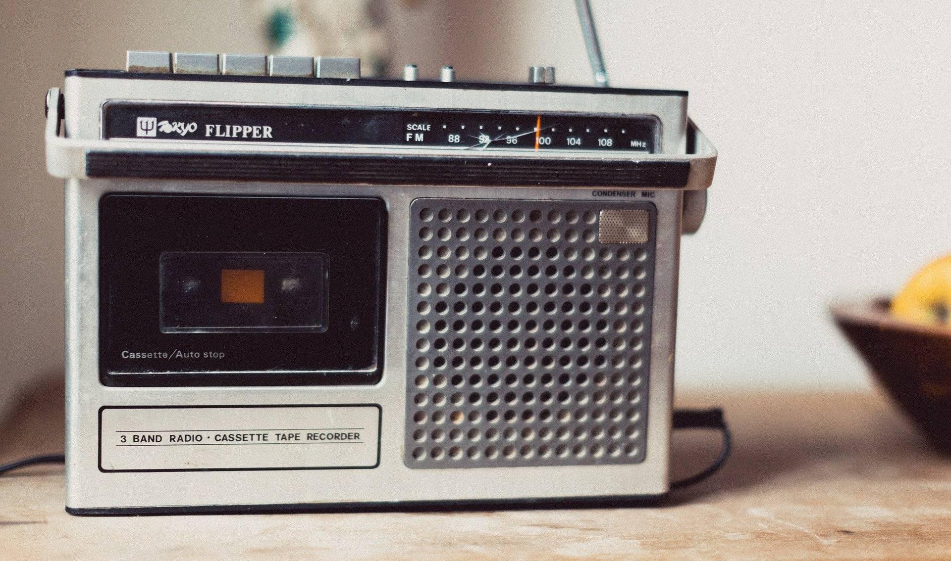 Vandaag is het Wereld Radiodag